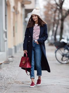 28 Outfits To Copy In February