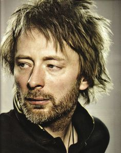 """I think the most important thing about music is the sense of escape."" ~ Thom Yorke"