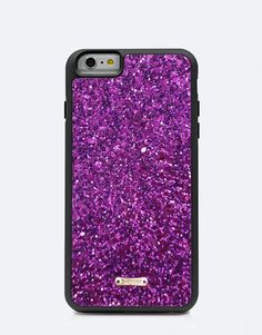 funda-glitter-morado Iphone, Bling Bling, Phone Cases, Mobile Cases, Phone Case
