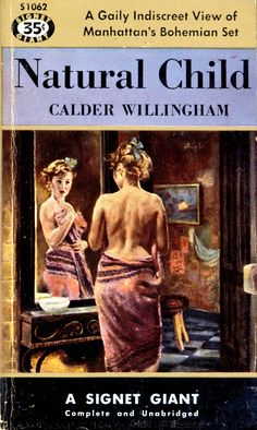 Paperback cover by James Avati.