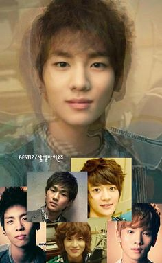 This is what the average face of SHINee looks like