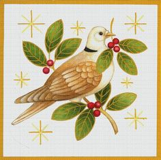 Art Needlepoint Holiday Needlepoint Kit - http://www.specialdaysgift.com/art-needlepoint-holiday-needlepoint-kit/