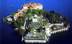 Islands Isola Madre and Isola Bella is the ultimate summer getaway destination, with lavish Baroque palaces and elegant gardens