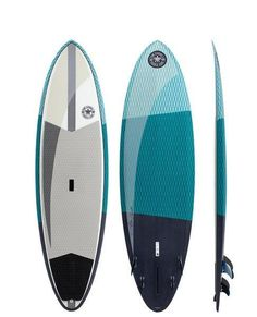 Stand Up Paddleboards 177504: 8 8 Tom Carroll Loose Leaf Sup Surfing Paddleboard W Fin -> BUY IT NOW ONLY: $899.99 on eBay!