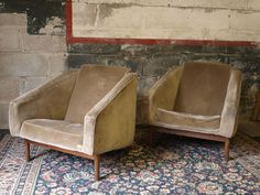 Good armchairs