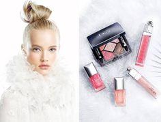 Dior Diorsnow Skincare and Makeup Collection 2014  #makeup