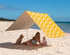 El sorteo del verano; sombrilla Hollie&Harrie | Holamama blog