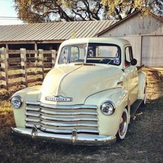 Country chevy pickup