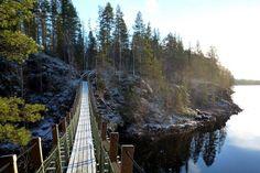 Suomen parhaat vaellukset - Kerran elämässä Finland