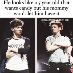 It's even funnier that he's the oldest of the boys