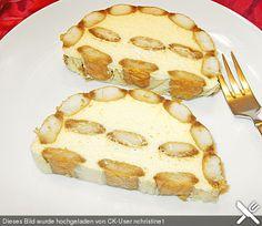 Vanille - Tiramisu (Rezept mit Bild) von Rocky73 | Chefkoch.de