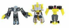 Transformers: Armada Mini-Cons Race Team 3-Pack: Dirt Boss, Downshift and Mirage . $59.99. Transformers: Armada Mini-Cons Race Team 3-Pack: Dirt Boss, Downshift and Mirage. Transformers: Armada Mini-Cons Race Team 3-Pack: Dirt Boss, Downshift and Mirage