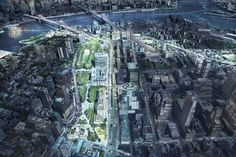 WXY Releases Plans for 50 Acre Public Space Stretch in Brooklyn