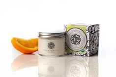 Review from Organic Authority ...  HollyBeth Organics Orange Peppermint Shea Butter ... Find this and other certified organic skincare products @ http://www.hollybethorganics.com ... Artisan crafted in Georgia.