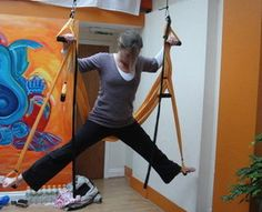 Aerial #Yoga