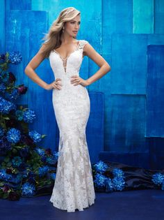 Allure Bridals 9409 Allure Bridal Mockingbird Bridall Dallas TX, Bridal  Gowns Bridesmaids Wedding Dresses Dallas. Affordable ...