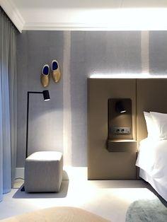 hotel room Piet Boon X Marriott Hotel Home Bedroom, Modern Bedroom, Bedroom Decor, Master Bedrooms, Hotel Room Design, Small Room Design, Design Room, Bathroom Interior Design, Interior Walls