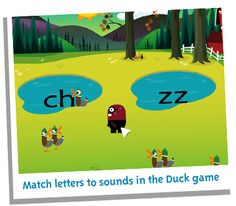 free online game from the usborne foundation teach your monster to read free phonics - Wwwstarfallcom Free