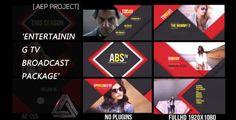 Download Logo Intro: http://videohive.net/item/clean-logo-v2/8322309?ref=yashkovskiyref Download 'Entertaining TV Broadcast Package': http://videohive.net/item/entertaining-tv-broadcast-package/14438259?ref=yashkovskiyref Music: http://audiojungle.net/item/life-is-beautiful/2978589?ref=yashkovskiyref 0:01 Download Logo Intro: http://videohive.net/item/clean-logo-v2/8322309?ref=yashkovskiyref 0:03 Download 'Entertaining TV Broadcast Package': http://videohive.net/item/entertaining-tv-broa...