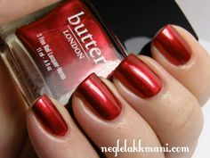 Butter London - Knees Up mini
