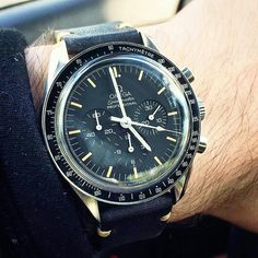 Great shot   awesome combo from  wkfink wearing a BandRBands black classic  vintage strap on 457dec2f6840d