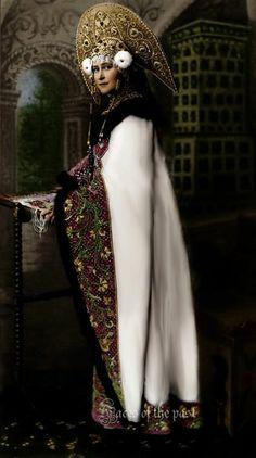 Tsarina Alexandra Ferdonova