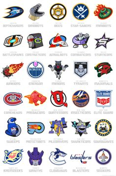 Transformers Hockey League NHL by Dave Delisle Transformers Art, Transformers Characters, Hockey Logos, Nhl Logos, Sports Logos, Sports Teams, Transformer Logo, Hockey Sweater, Hockey Pictures