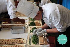Nuestra pasión y dedicación comienza en la cocina y no termina hasta que la fiesta acaba | #Catering #Banquetes #Marielle #BanquetesMarielle #cocina #gourmet #chefs #bodas #eventos