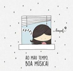 Música ajuda