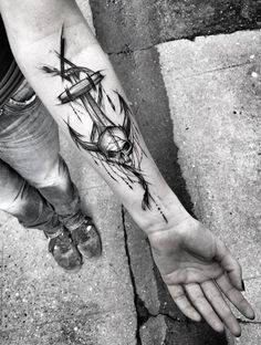 Over 100 Realistic Tattoo Designs Tattoos – ideas, … – Tattoos Skull Tattoos, New Tattoos, Body Art Tattoos, Sleeve Tattoos, Cool Tattoos, Tatoos, Ship Tattoos, Arrow Tattoos, Temporary Tattoos