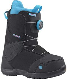 on sale 8b2e5 26094 Burton Zipline Boa Snowboard Boot - Kids  Kids Zipline, Burton Kids, Kids  Boots