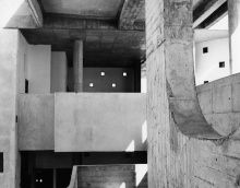 Lucien Hervé: Le Corbusier in India