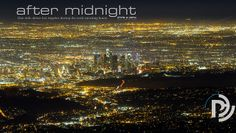 'After Midnight' By Chris Pritchard: Early Morning Time-Lapse Showcases Twinkling LA (VIDEO)