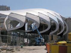 Mediacite – Ron Arad Architects