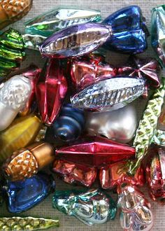 Blown Glass Beads!