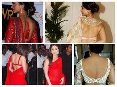 #Bollywood #Backless #Choli Blouses