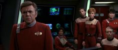 Star Trek VI: The Undiscovered Country (1991) USS Enterprise, Nichelle Nichols, Walter Koenig