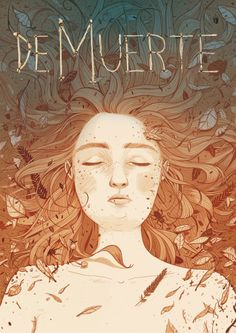 Laura Pérez protagoniza la cubierta del álbum colectivo 'De muerte', que GP Ediciones publicará en junio. También firma las viñetas de 'Todos los jueves', historia escrita por Luis Ponce.