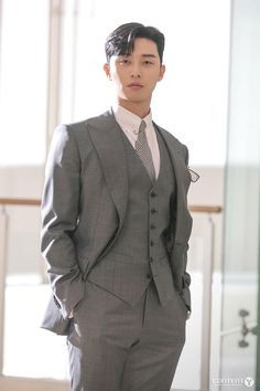 Park Seo Joon in What's Wrong With Secretary Kim?