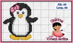 Bom diaaa!   Mais gráficos novinhos, dessa vez é de pinguins.   Cores meramente sugestivas.                  Aqui umas sugestões de nomes...