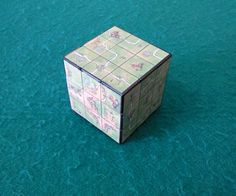Carcassonne Rubick's Cube