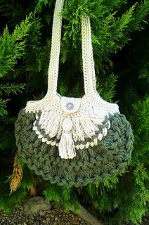 Shamrock bag by Quinah Handmade