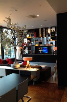 Weekend at the wonderful Citizen M Hotel in Glasgow, by Concrete Architectural Associates. Amsterdam.