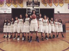 Varsity Girls Basketball Team Pictures