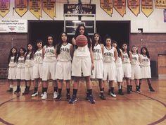 Varsity Girls Basketball Team Pictures