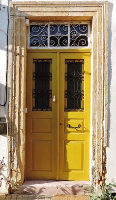 Old Nicosia Door   ..rh