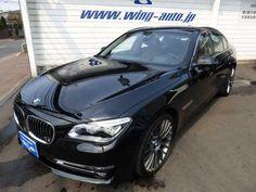 Bmw Bmw Bmw Li E E BMW Pinterest - 2012 bmw 745li