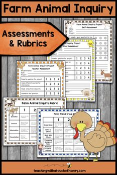 Inquiry Based Learning Projects - Farm Animals With Sample Inquiry Questions Animal Activities For Kids, Farm Activities, Writing Activities, Science Activities, Writing Ideas, Elementary Teaching, Primary Teaching, Teaching Ideas, Inquiry Based Learning