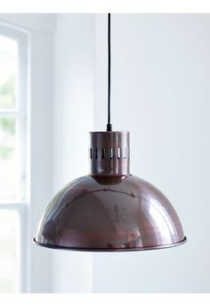 NEW Anders Burnished Copper Pendant - Lighting