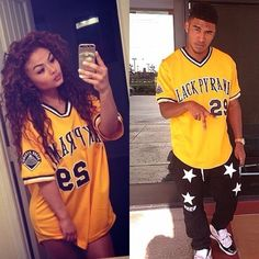 Wearing bae's clothes >>